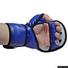 Рукопашные перчатки PVC Everlast 415 Синий, L