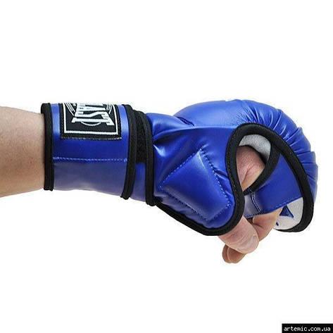 Рукопашные перчатки PVC Everlast 415 Синий, XL, фото 2