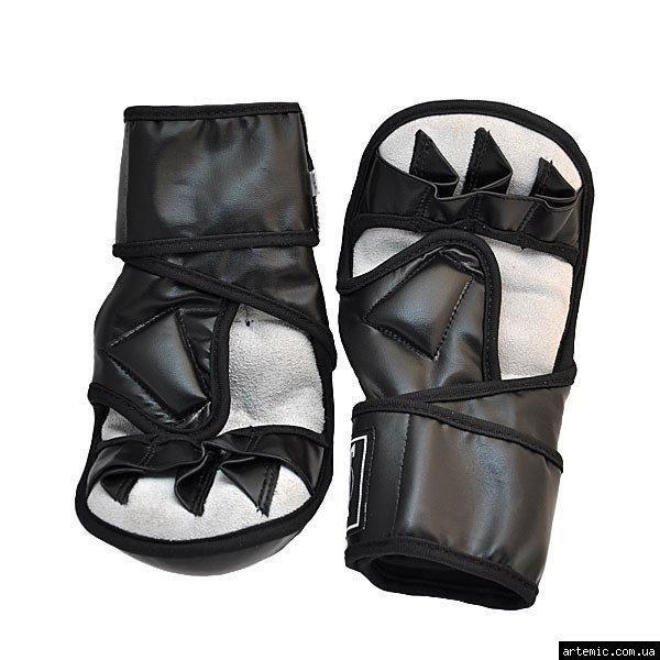 Рукопашные перчатки PVC Everlast 415 Чёрный, XL
