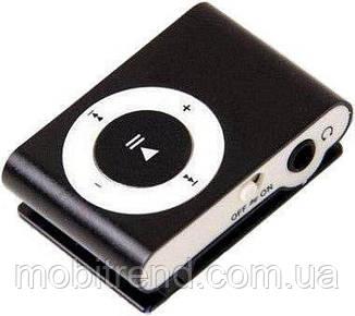 MP3 плеер металл black