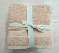 ТМ TAG Набор полотенец 30*30 (5шт) Бежевые