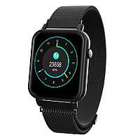Смарт часы Smart Watch Bakeey Y6 Pro Black
