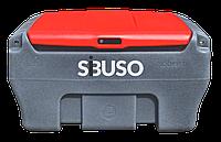 Мобильная заправка резервуар SIBUSO CM200 Basic 200 Литров для дизельного топлива