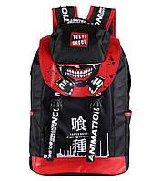 Рюкзак Токийский гуль маска вурдалака Tokyo Ghoul rucksack TG 24