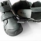 Ботинки с защитным носком мальчикам, р. 23, 24, 25, 26, 27. Демисезон, фото 8