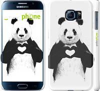 """Чехол на Samsung Galaxy S6 G920 All you need is love """"2732c-80"""""""