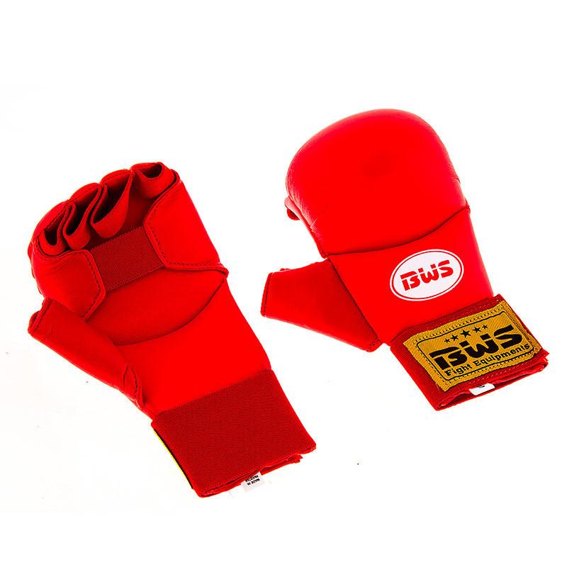 Накладки для карате BWS  S красный