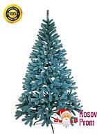 """Литая елка """"Премиум"""" (голубая) 1.1м, фото 1"""