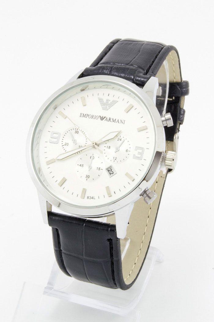 Мужские наручные часы Emporio Armani (код: 11863)
