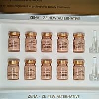 Набор BB glow Zena № 23 treatment ББ мезо для процедуры биби глоу BB meso white skin, Zena, 5 мл, 10 штук