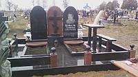 Памятник двойной оригинальный