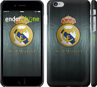 "Чехол на iPhone 6 Plus Real Madrid 3 ""995c-48"""