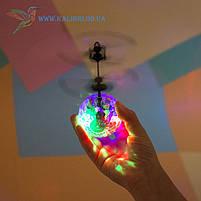 """Літаючий, світна куля, м'яч """"Flying Ball"""" JM-888, фото 2"""