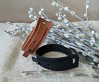Шкіряний браслет «Natty»  під замовлення, різних кольорів, фото 1