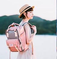Рюкзак Doughnut розовый, фото 1