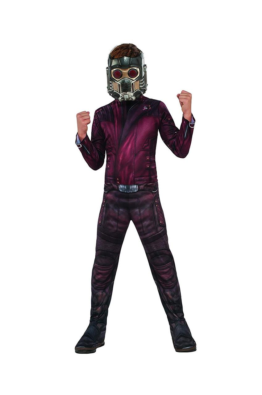 Костюм Marvel Classique Starlord Avec Couvre-bottes-masque