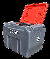 Мобильная заправка резервуар SIBUSO CM300 Classic 300 Литров для дизельного топлива