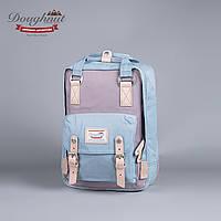 Рюкзак Doughnut голубой, фото 1