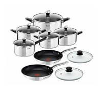 Набор кухонной посуды TEFAL EMOTION кастрюли + сковородки