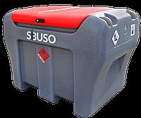 Мобильная заправка резервуар SIBUSO CM450 Basic 450 Литров для дизельного топлива
