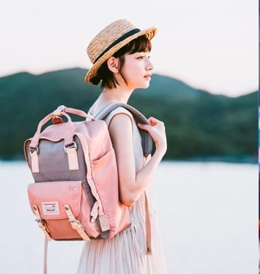 Рюкзак Doughnut розовый