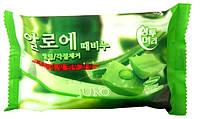 Мыло с легким пилинг-эффектом Juno Peeling Soap Juno Peeling Soap Aloe