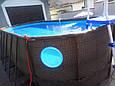 Овальный бассейн Power Steel Swim Vista 56716 - 549 х 274 х 122 см, фото 3