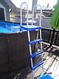 Овальный бассейн Power Steel Swim Vista 56716 - 549 х 274 х 122 см, фото 5