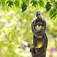 Садовый фонтан 7 Вт Sagrada Familia светодиодное освещение, фото 10