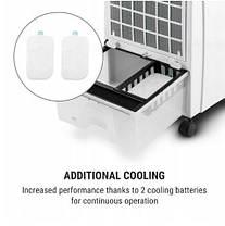 Кондиціонер повітряного охолодження OneConcept CTR-1 V2, фото 3