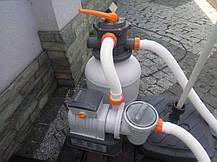 Овальный бассейн Power Steel Swim Vista 56716 - 549 х 274 х 122 см, фото 2