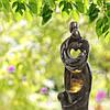 Садовый фонтан 7 Вт Sagrada Familia светодиодное освещение, фото 6