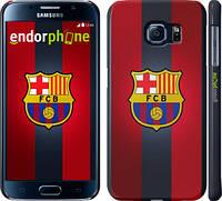 "Чехол на Samsung Galaxy S6 G920 Барселона  v3 ""2763c-80"""