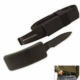 Ремень нож Master Cutlery Valois Belt Knife (реплика), нож скрытого ношения, фото 5