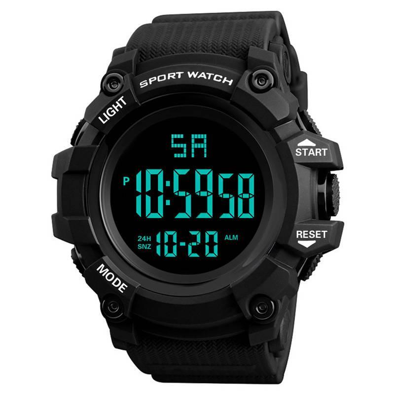 """Стильные спортивные электронные мужские часы """"Sport watch"""""""