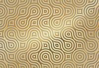 Фотообои на плотной полуглянцевой бумаге для стен 368*254 см из 8 листов:  Абстракция, Меандер