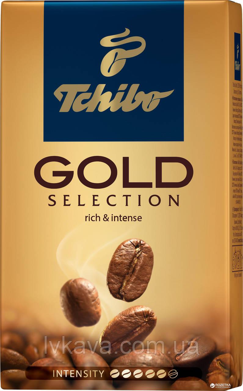 Кофе молотый Tchibo Gold Selection,  250г