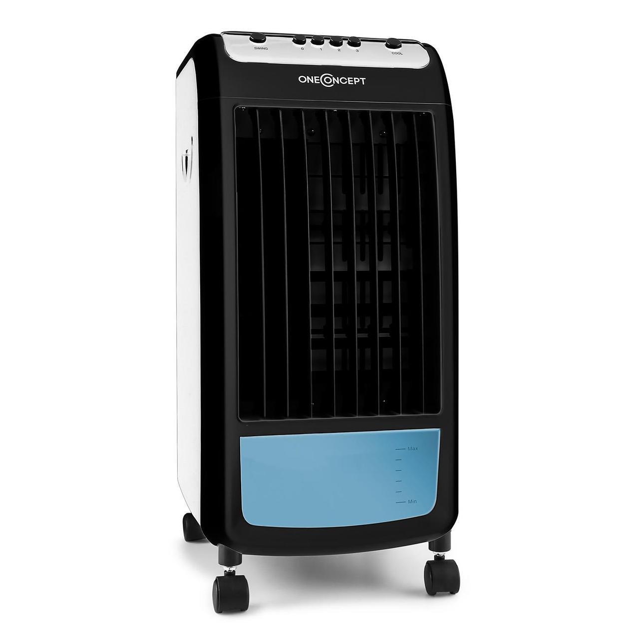 Вентилятор, охладитель, увлажнитель 3в1 Oneconcept