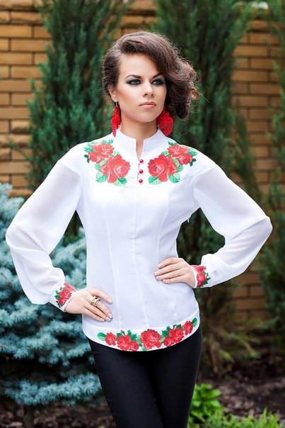 Женская стильная  блуза Maria