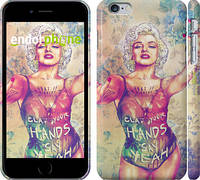 "Чехол на iPhone 6 Plus Swag. Marilyn ""1205c-48"""