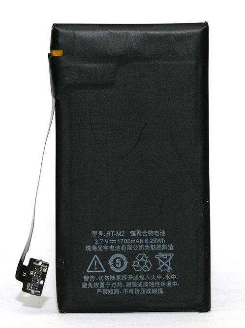 Аккумулятор Meizu M1 / BT-M2 (1700 mAh) Original, фото 1