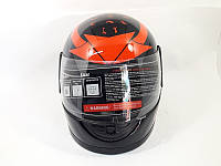 Шлем  Predators(оранжевый)55-56
