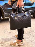 Мужская портфель Louis Vuitton  AVENUE (реплика)