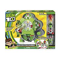 """Игровой набор Бен 10 """"Камера создания пришельцев"""" + 4 фигурки, Ben 10 Alien Creation Chamber, Оригинал, фото 1"""