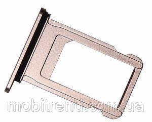 IPhone8 sim-card holder gold