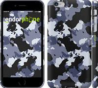"Чехол на iPhone 6 Plus Камуфляж v4 ""1182c-48"""