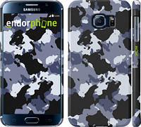 "Чехол на Samsung Galaxy S6 G920 Камуфляж v4 ""1182c-80"""