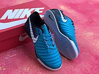 Футзалки Nike Tiempo X/футбольная обувь/найк темпо, фото 1