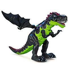 Интерактивный Тираннозавр Рекс со съемными крыльями (свет, звук, передвижение) Maya Toys 844A