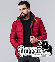 Braggart Evolution 1255 | Мужская ветровка красная